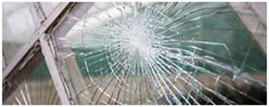 Motherwell Smashed Glass